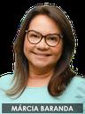 Vereador Márcia Baranda