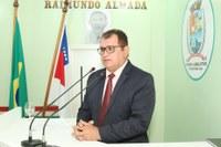 """""""Estamos do lado dos servidores e essa é minha posição"""", diz Tião Teixeira sobre Revisão do Estatuto dos Servidores"""
