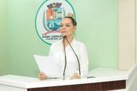 """""""Voto em defesa dos direitos assegurados dos professores municipais"""", declara Nêga Alencar"""
