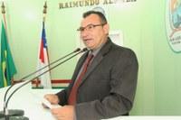 Abertura das ruas que dão acesso ao Loteamento Saunier é solicitada pelo vereador Afonso