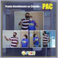 Babá Tupinambá busca informações sobre o retorno de atendimentos no PAC Parintins