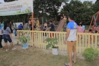 Babá Tupinambá exalta entrega de Parque Infantil na comunidade São Pedro do Parananema