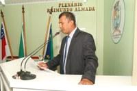 Bertoldo Pontes pede Posto de Saúde para Santa Terezinha do Caburi e divulga Campeonatos