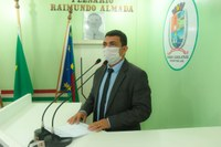 Beto Farias retoma assunto sobre número de vereadores e apresenta Requerimento ao Jurídico da Casa Legislativa