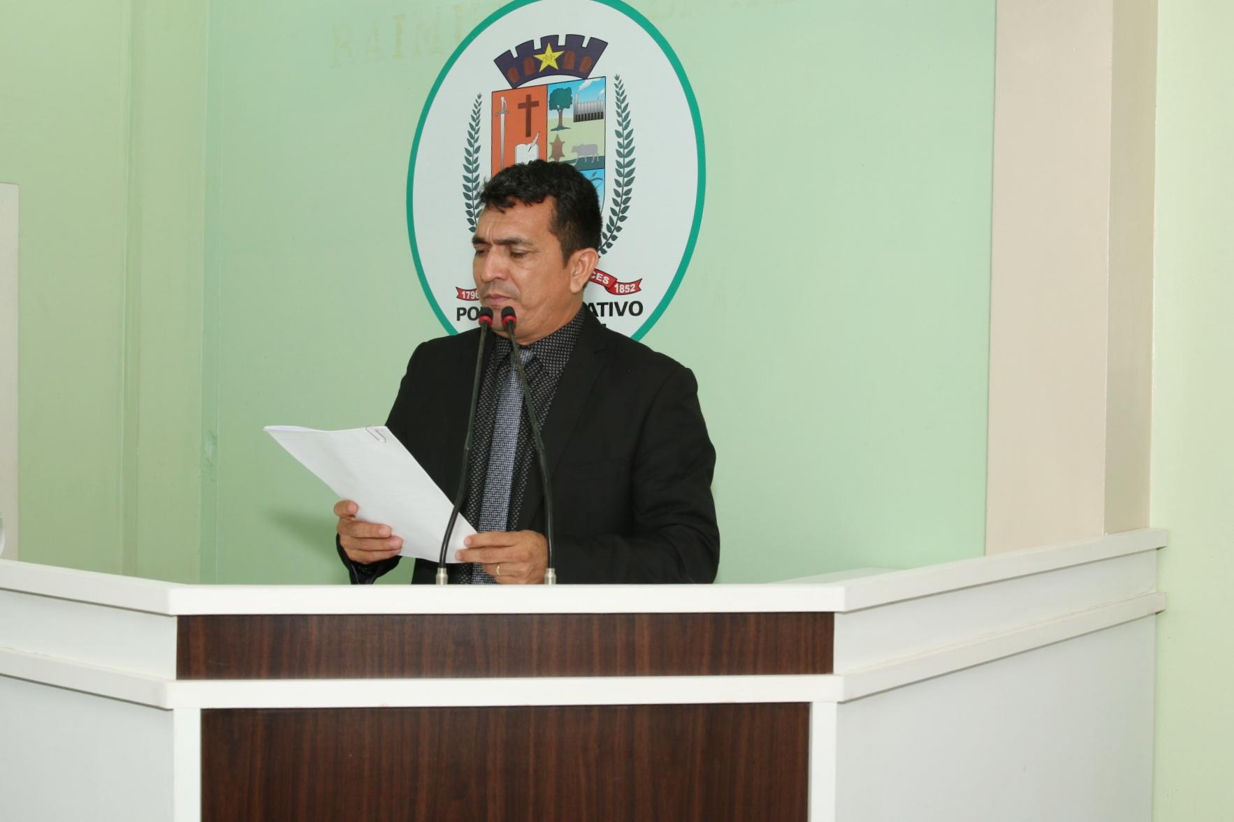 Beto Farias solicita Audiência Pública para exposição do relatório orçamentário e financeiro do primeiro quadrimestre de 2019 da Prefeitura e Ambulancha para região da Valéria