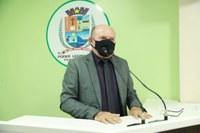 Cabo Linhares apresenta demandas da cidade e zona rural e solicita Moção de Aplausos aos Profissionais da Central de Resgate