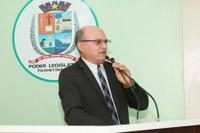 Cabo Linhares demanda merenda escolar para escola da comunidade São Tomé do Mocambo e tem Projeto que homenageia Lígia Loyola aprovado