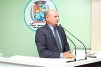 Cabo Linhares destaca investimentos para Região do Mocambo do Arari e repudia atitude contra Tadeu de Souza