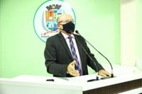 Cabo Linhares solicita cestas básicas para famílias em vulnerabilidade social e obtém respostas das demandas apresentadas na Câmara