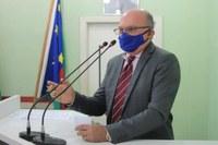Cabo Linhares solicita construção de UBS, reforma de escola e aquisição de roçadeira para comunidades Rurais