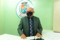 Cabo Linhares solicita emenda impositiva para estruturar a Guarda Municipal de Parintins e destaca conquistas para a zona Rural