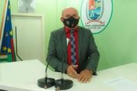 Cabo Linhares solicita melhorias nos cruzamentos de vias e retribui apoio à sua reeleição