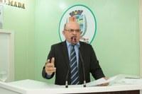 Cabo Linhares solicita melhorias para bairro Pascal Allagio, comunidades Toledo Pizza e Sagrado Coração de Jesus