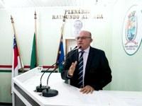 """Cabo Linhares solicita Patrulha Agrícola Mecanizada para programa """"Parintins Produtiva"""""""