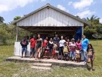 Cajual e Peixe Marinho recebem visita da vereadora Vanessa
