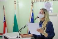 Câmara aprova Projeto de Nêga Alencar para atendimento psicológico aos profissionais da linha de frente da Covid-19