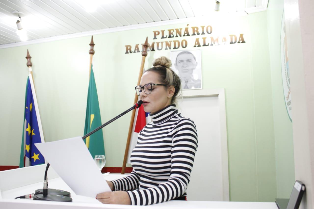 Câmara aprova projeto de Nêga Alencar para realização de análise da água dos reservatórios das escolas e hospitais em Parintins