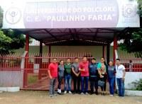 Câmara de Parintins articula estrutura para nova sede do Pelotão Mirim na Universidade do Folclore Paulinho Faria