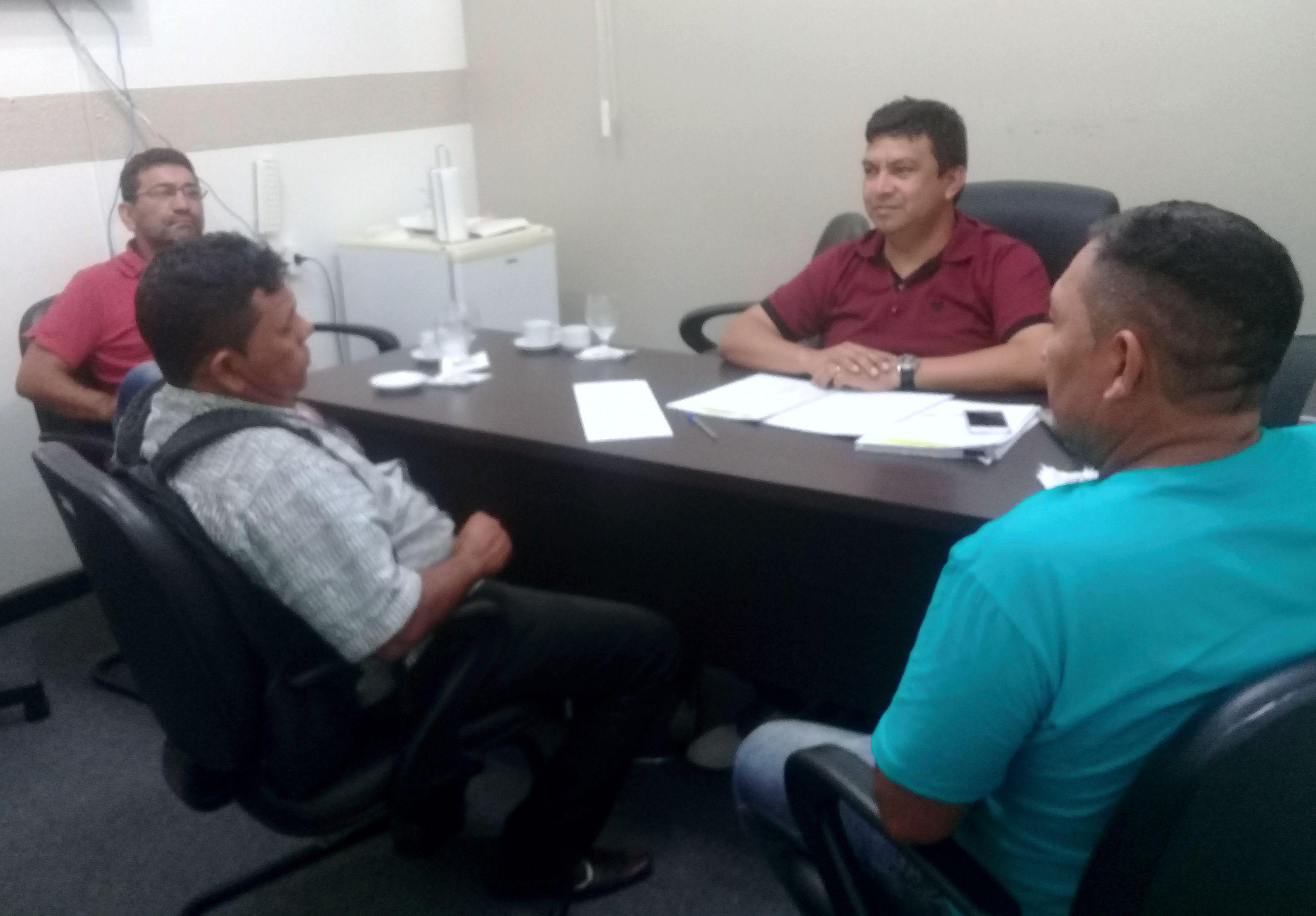 Carnailha 2019 é tema de reunião entre Presidente da Câmara e membros da Ascap