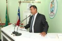 Com indignação, Vereador Bertoldo reitera solicitações