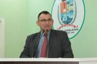 Educação e Saúde são pautas do vereador Afonso Caburi
