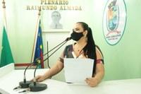 Eleições 2020: Vereadora Vanessa enaltece exercício da cidadania