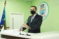 Habitação, Turismo, Emprego e Renda pautam discurso do Presidente da Câmara Mateus Assayag