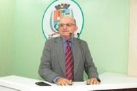Iluminação Pública e Limpeza da Cidade pautam Requerimentos e discurso do vereador Linhares