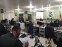 Legislativo Parintinense realiza 1ª Sessão Híbrida de sua história
