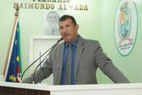Mais uma vez, Vereador Bertoldo pede retirada de entulhos das ruas Alberto Mendes e 7 de Setembro