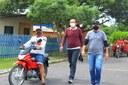 Massilon Medeiros visita o Mocambo e reúne demandas para o Legislativo