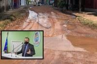 Massilon sugere ao MP mover ação civil pública contra Amazonas Energia por danos às vias públicas