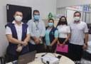 Mateus Assayag reúne com equipe técnica da Secretaria de Estado de Saúde do Amazonas