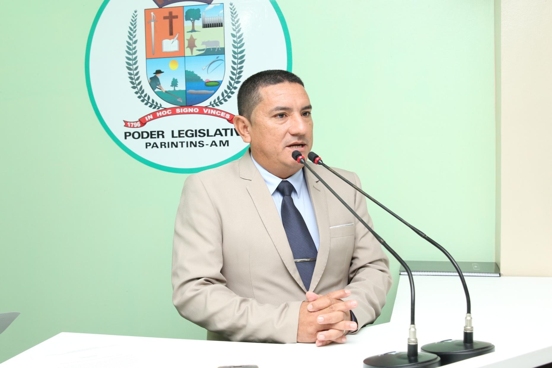 Melhoria para rua Desembargador Pessoa é requerida pelo vereador Gelson Moraes
