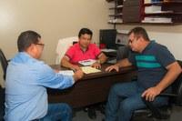 Mesa Diretora da Câmara reúne para tratar sobre Setor Primário de Parintins