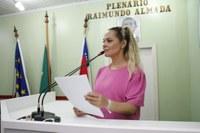 Nêga defende Programa de Incentivo ao Planejamento Familiar e Saúde da Mulher