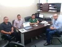 Novo delegado de Parintins visita Câmara Municipal
