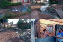 """Por meio do projeto """"Fala Meu Povo"""", equipe do vereador Babá Tupinambá visita ruas intransitáveis do loteamento Castanhal e Paulo Corrêa"""