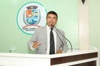 Presidente da Câmara solicita melhorias para Rua 06 do bairro União e Moção de Aplausos para ArtLeite