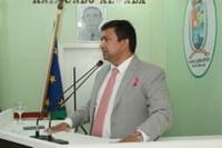 Presidente da Câmara requer Iluminação Pública para São José do Paraná do Limão do Meio