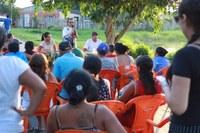 """Primeiro """"Gabinete Itinerante"""" da Vereadora Nêga Alencar reuniu moradores da Lagoa Azul"""