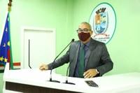 Reposição de Lâmpadas para Estrada Odovaldo Novo é requerida pelo vereador Fernando Menezes