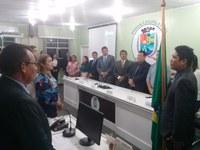 Representação do Município em Manaus é homenageada pela Câmara de Parintins em Sessão Especial