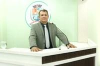 Tião Teixeira encaminha três proposituras antes do recesso parlamentar