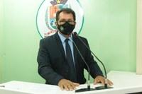 Tião Teixeira solicita conclusão da reforma da escola de São João do Jacú