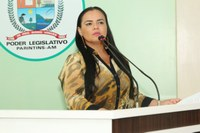 Vanessa Gonçalves defende aquisição de viatura para o Programa Ronda Maria da Penha