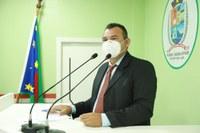 Vereador Afonso Caburi ressalta união dos Poderes Legislativo e Executivo em prol do povo de Parintins
