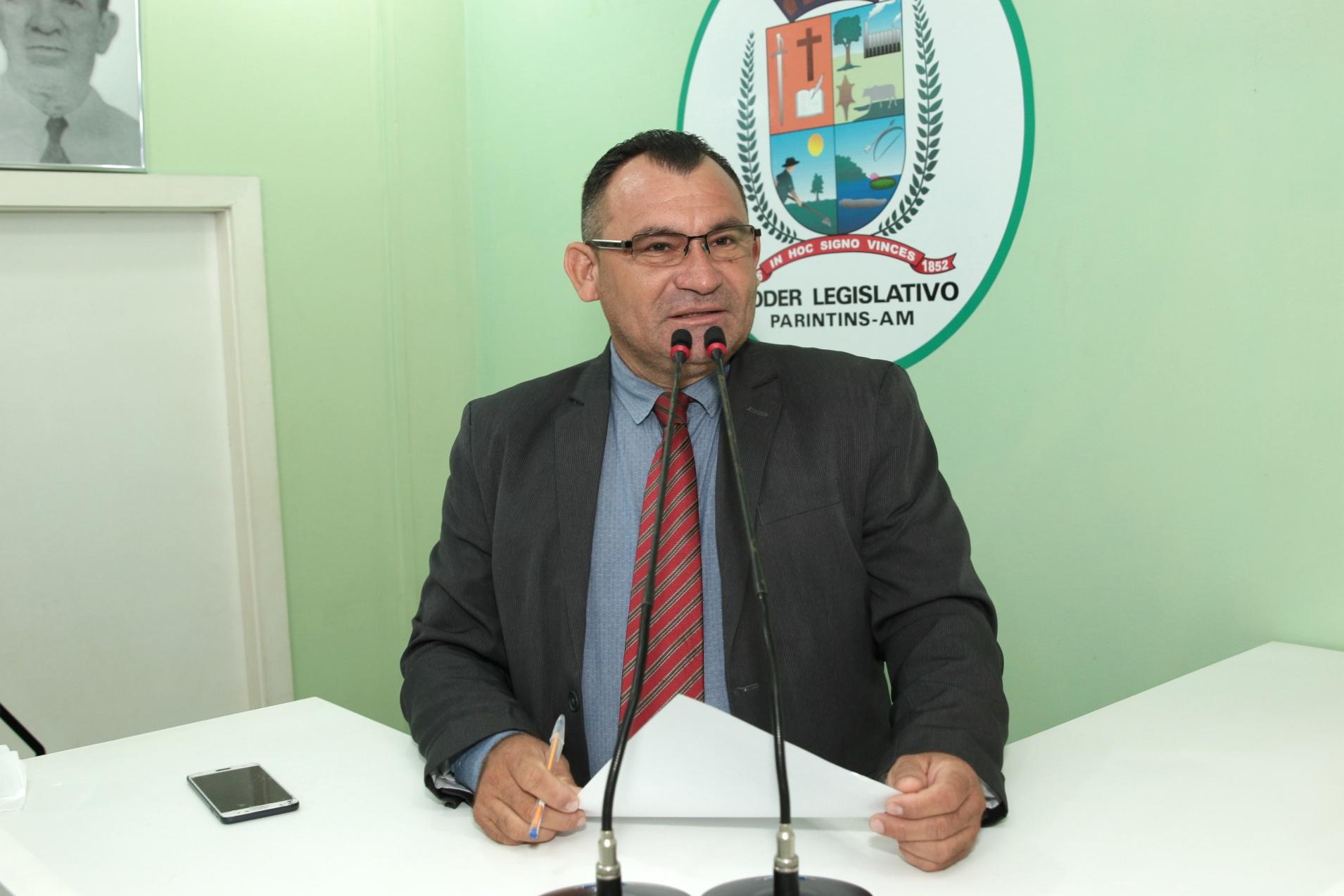 Vereador Afonso Caburi trata sobre Esporte e Saúde no município de Parintins