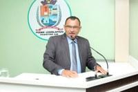 Vereador Afonso comunica início da obra de construção da Cidade da Criança no Caburi