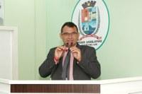 Vereador Afonso defende proposituras de Infraestrutura para o Caburi
